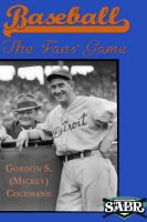 Baseball: The Fans' Game cover