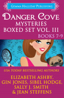 Danger Cove Mysteries Boxed Set Vol. III (Books 7-9)