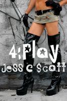 Jess C Scott - 4Play (bisexual, gender bending short story)