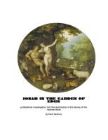 Cover for 'Jonah in the Garden of Eden'