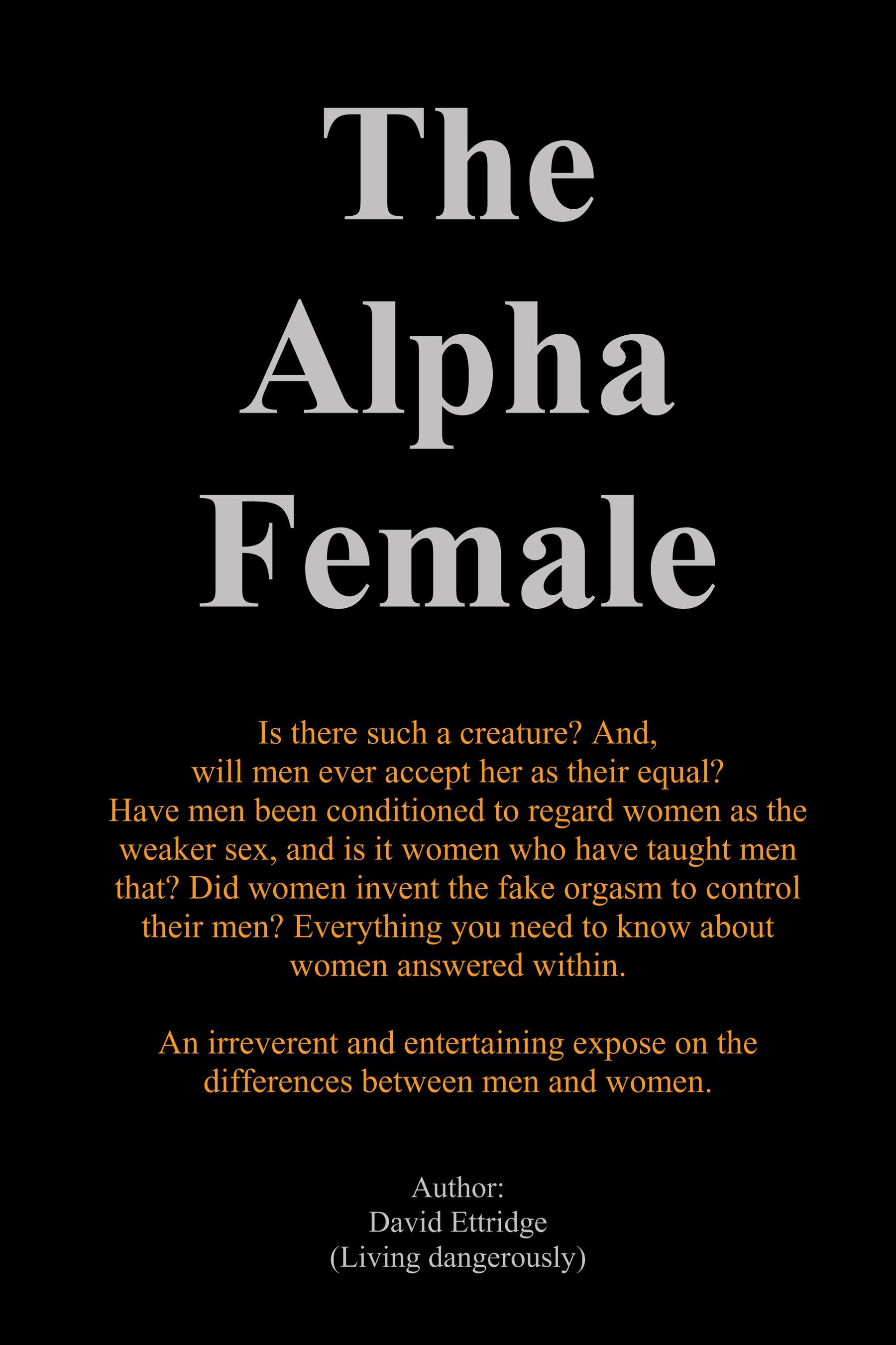 alpha male and alpha female quotes