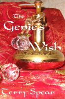 Cover for 'The Genie's Wish'