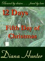 Diana Hunter - 12 Days; the Fifth Day of Christmas