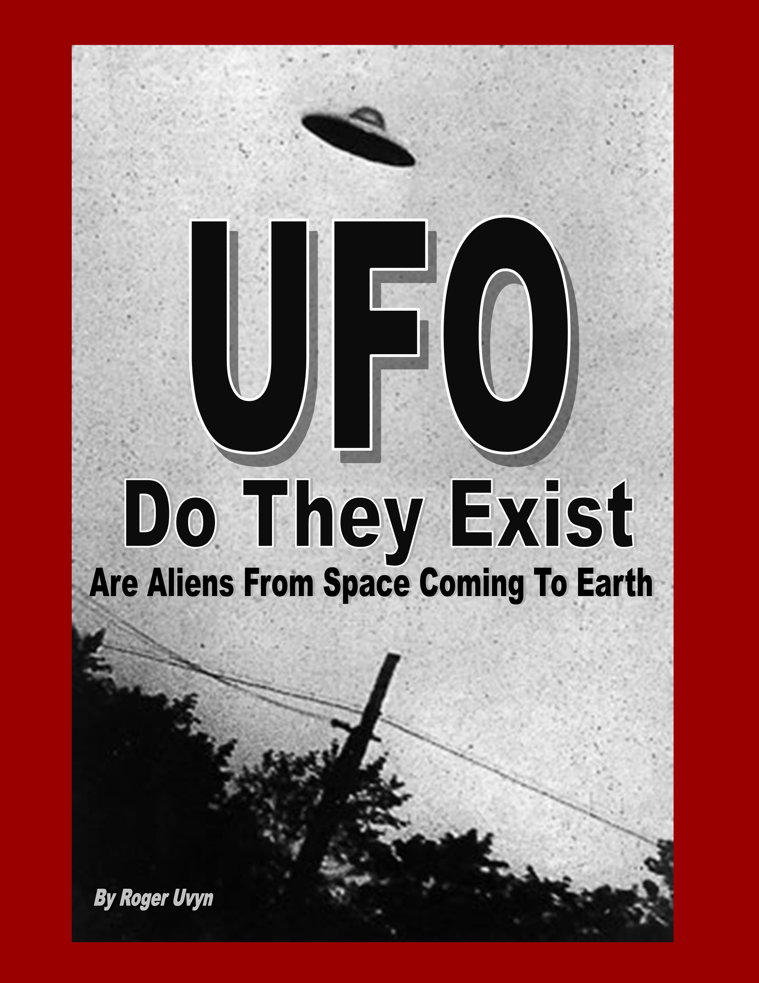 do ufos exist Terminology the term ufo (or ufob) was coined in 1953 by the united states air force (usaf) to serve as a catch-all for all such reports in its initial definition, the usaf.