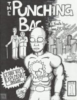 Cover for 'The Punchin' Bag'