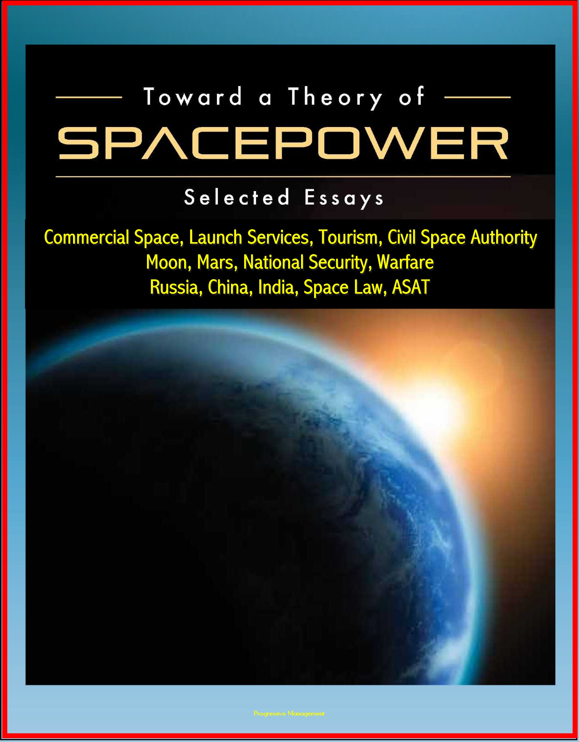 essay about space technology