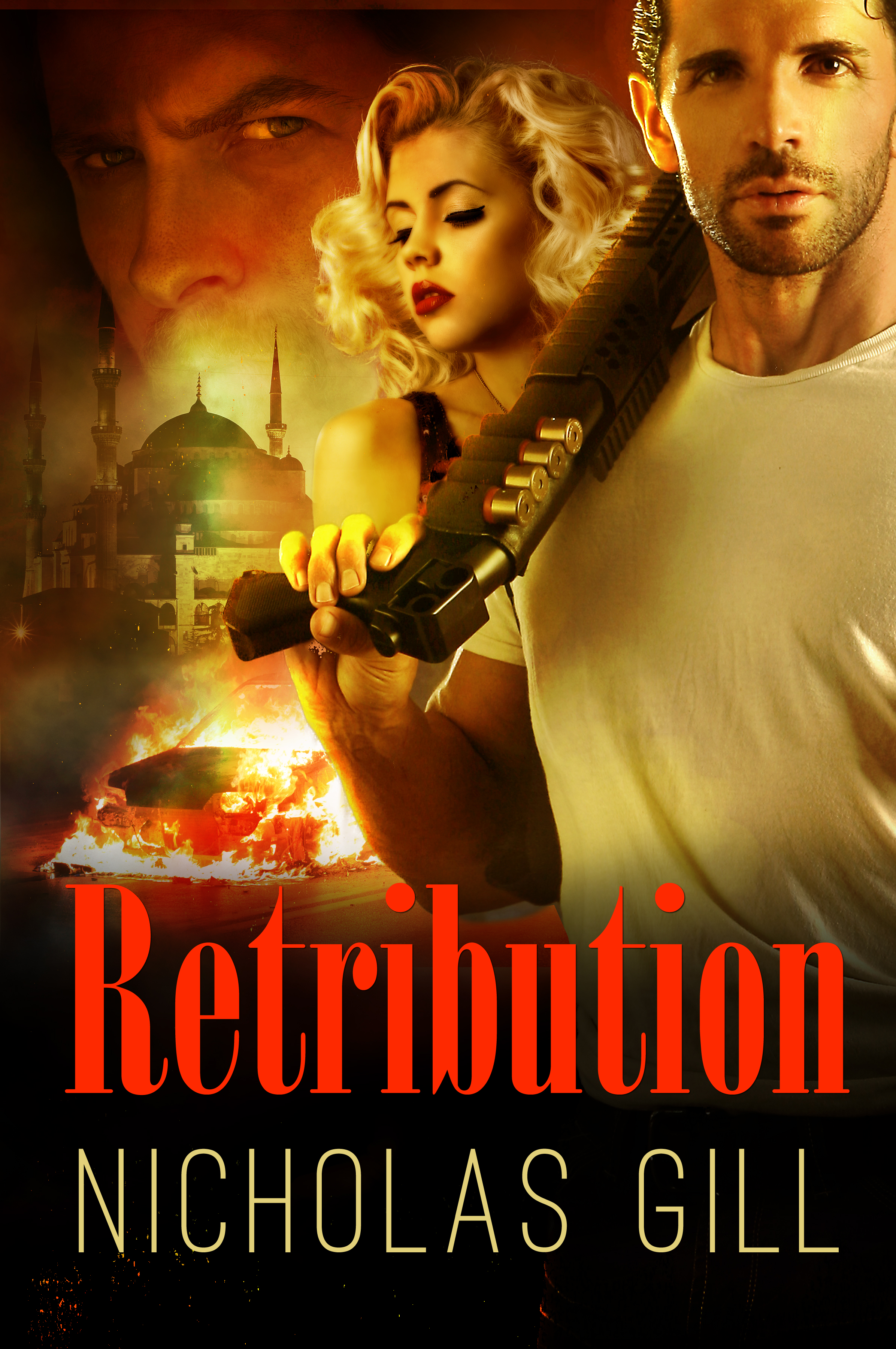 Retribution, Fine Line Solutions, Book 1 (sst-lvii)