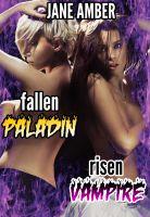 Jane Amber - Fallen Paladin, Risen Vampire (f/f, vampire sex, bdsm)