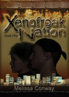 Cover for 'Xenofreak Nation'