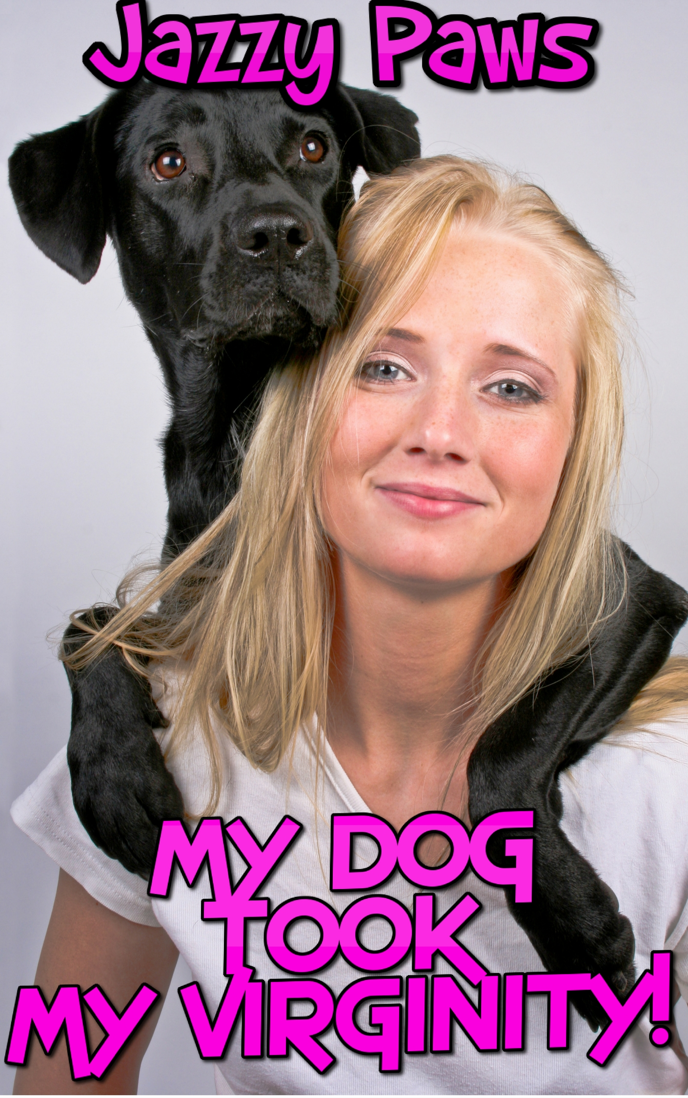 Dog Takes My Virginity