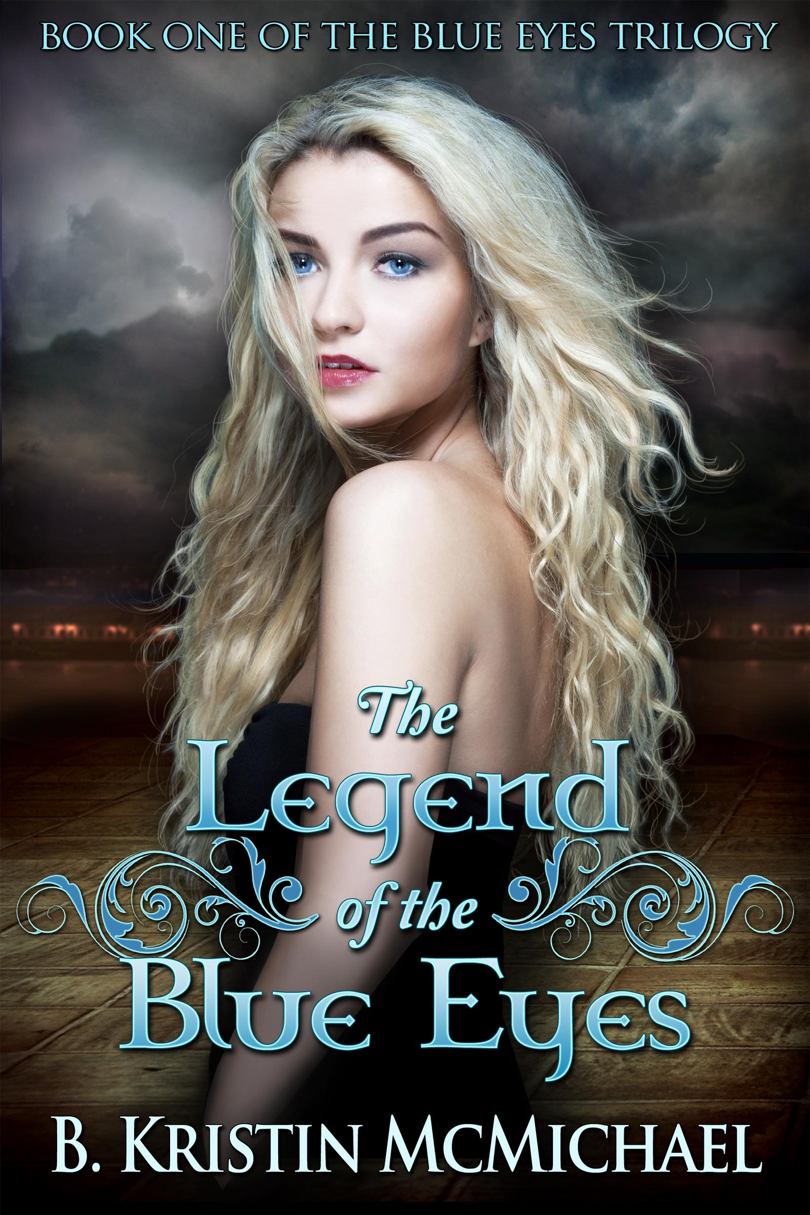 The Legend of the Blue Eyes (sst-ccxxxii)