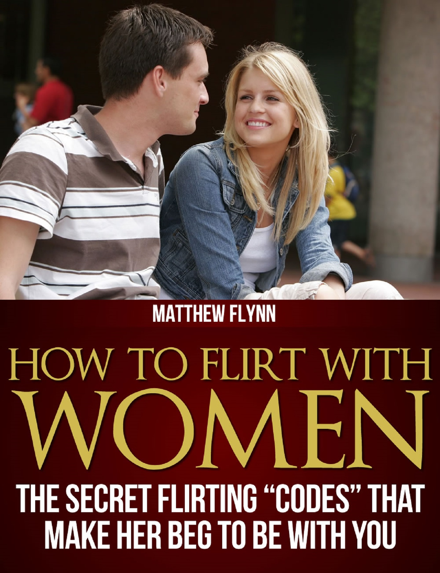 Watch The secret of flirting is to be open video