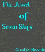 Cover for 'The Jewel of Seven Stars'