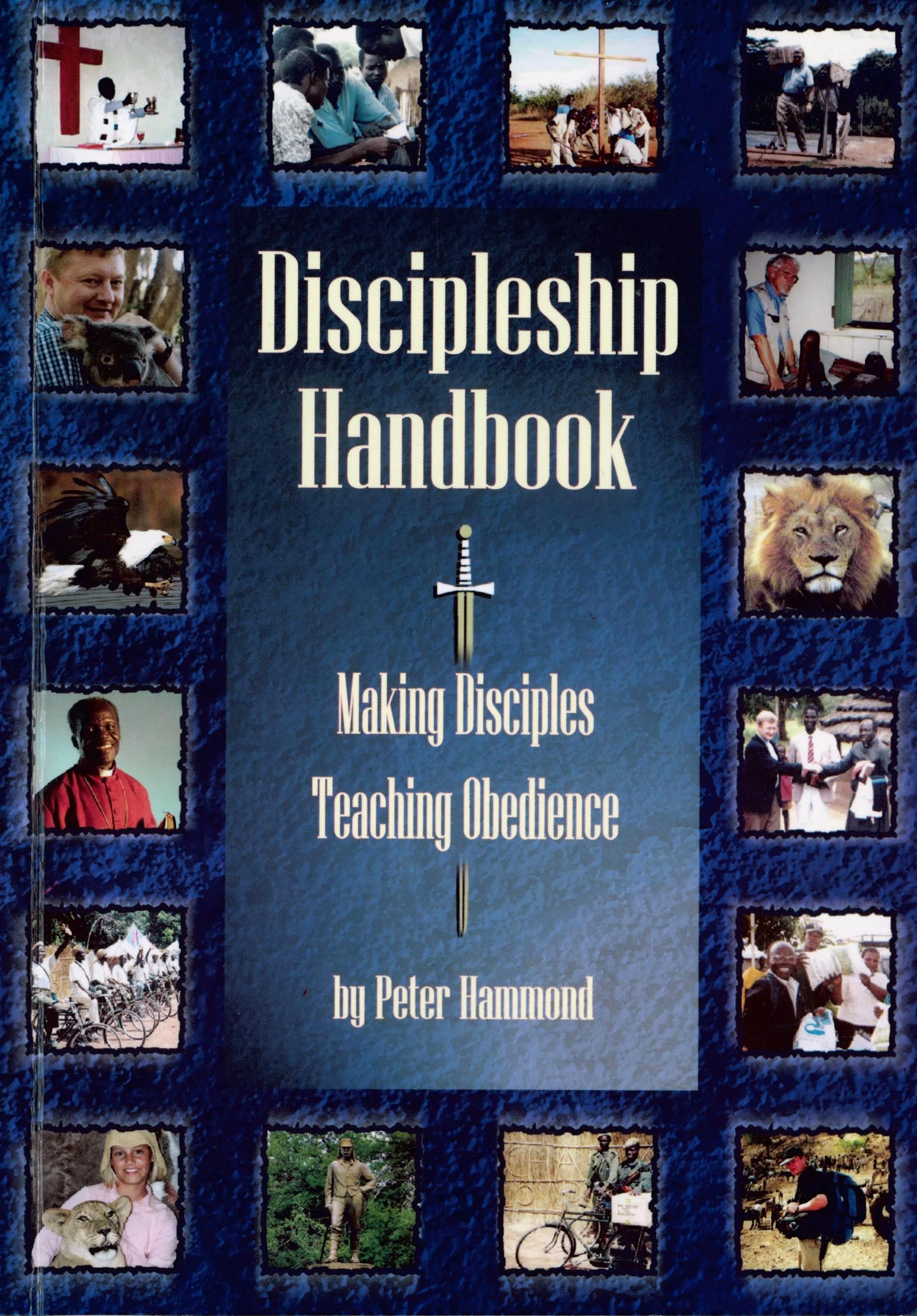 teaching of discipleship on a christian