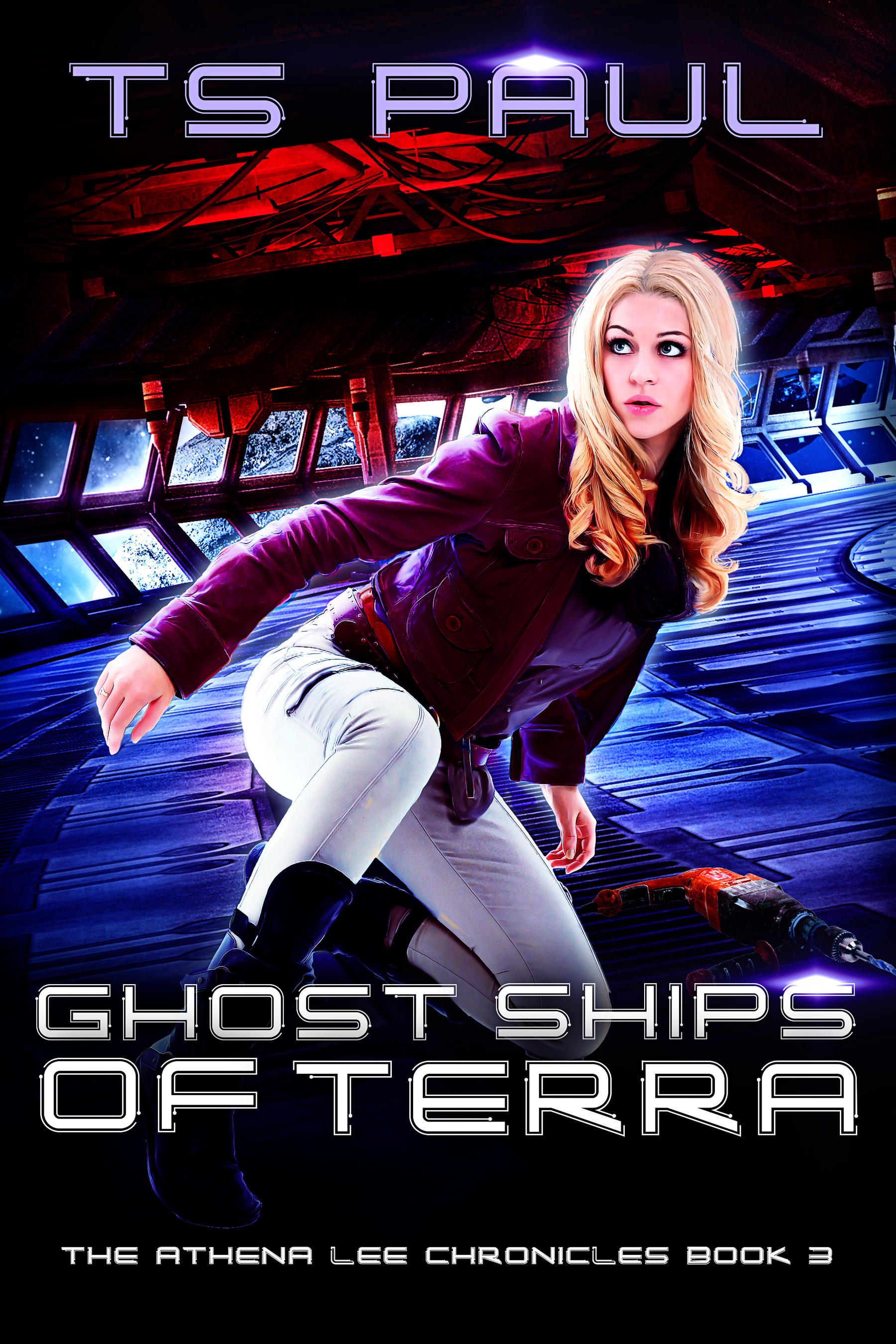 ghost ships of terra athena lee chronicles book 3