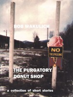 The Purgatory Donut Shop cover