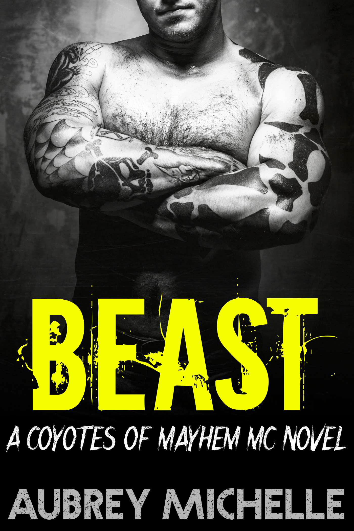 Love Aubrey Book Cover : Smashwords beast coyotes of mayhem mc motorcycle club