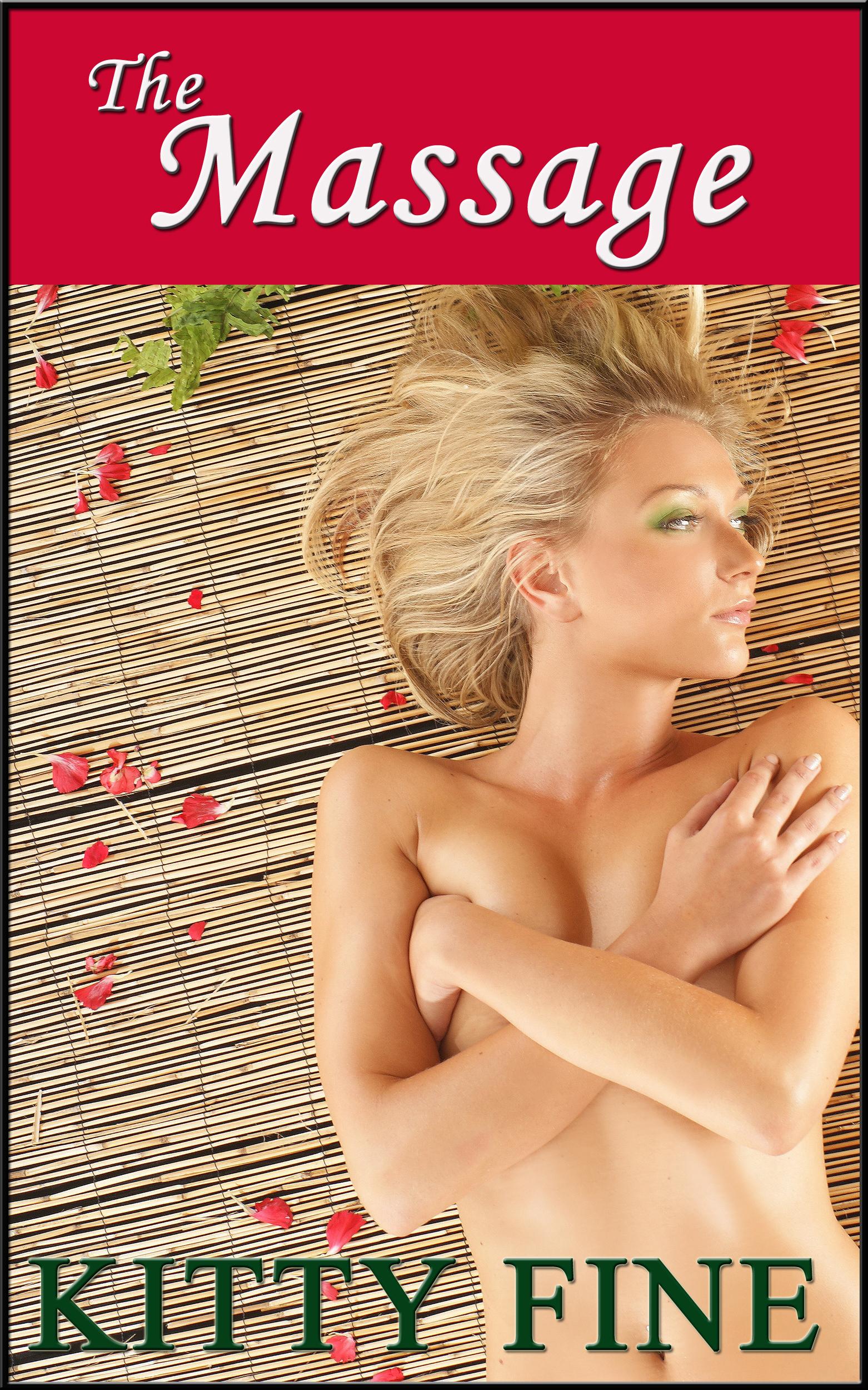Girls naked up olied hot black