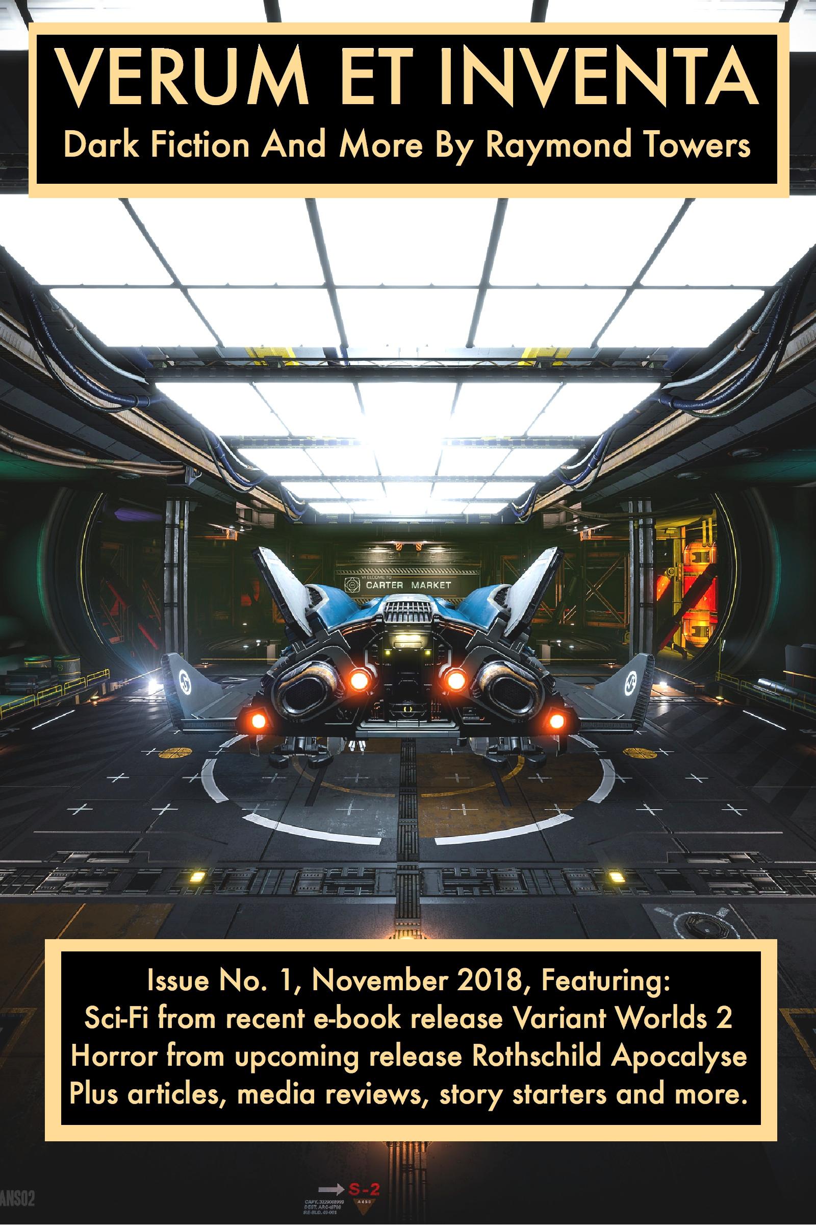 Smashwords – Verum Et Inventa Magazine Issue 01 – a book by