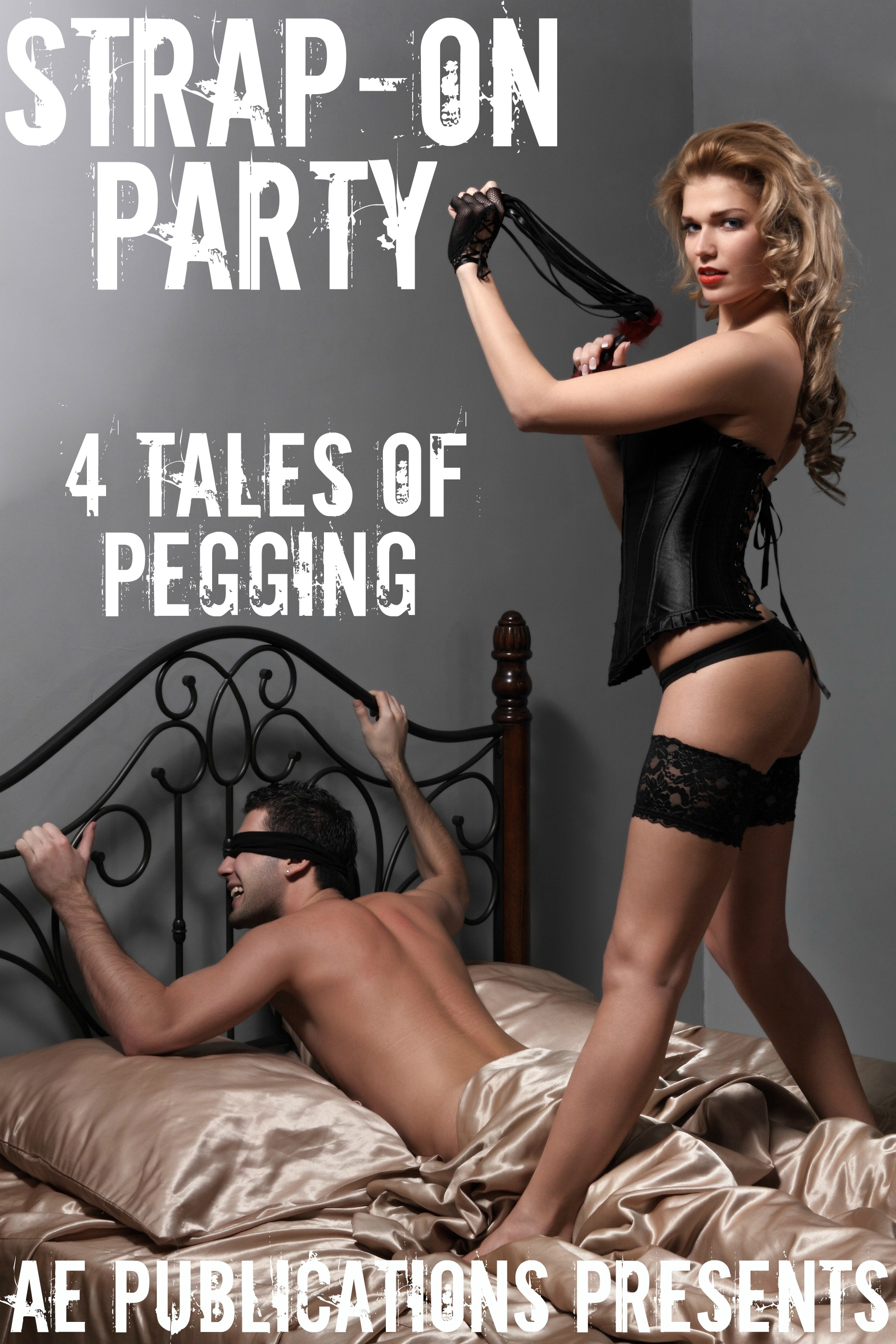 Smashwords – Strap-On Party - 4 Tales of Pegging – a book by AE ...