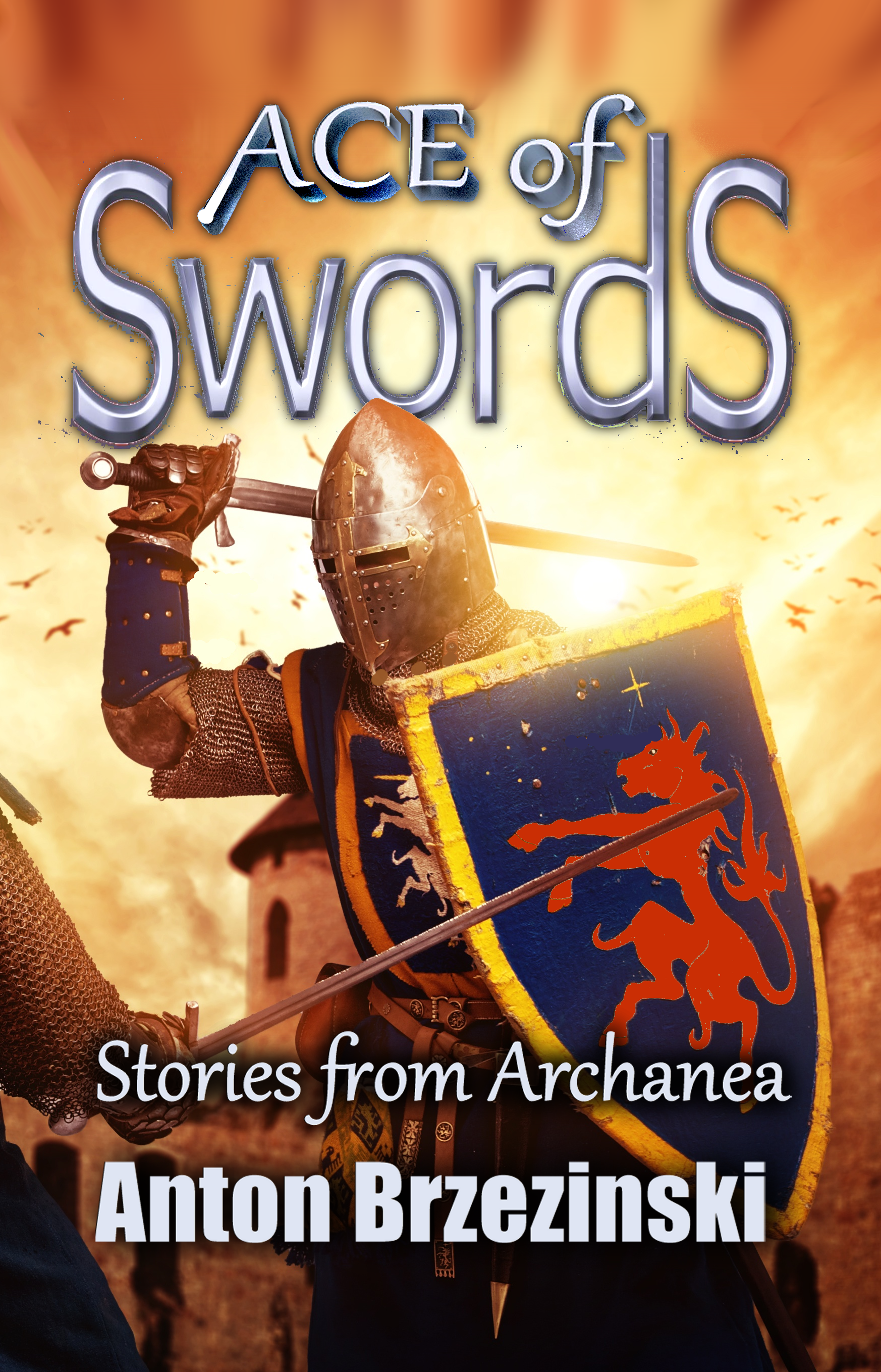 Ace of Swords: Stories from Archanea