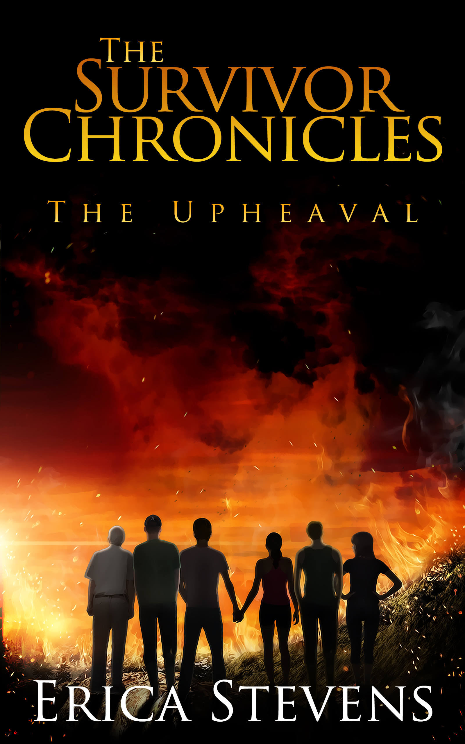 The Survivor Chronicles: Book 1, The Upheaval (sst-viii)