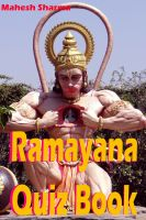 Mahesh Dutt Sharma - Ramayana Quiz Book