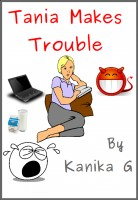 Tania Makes Trouble cover