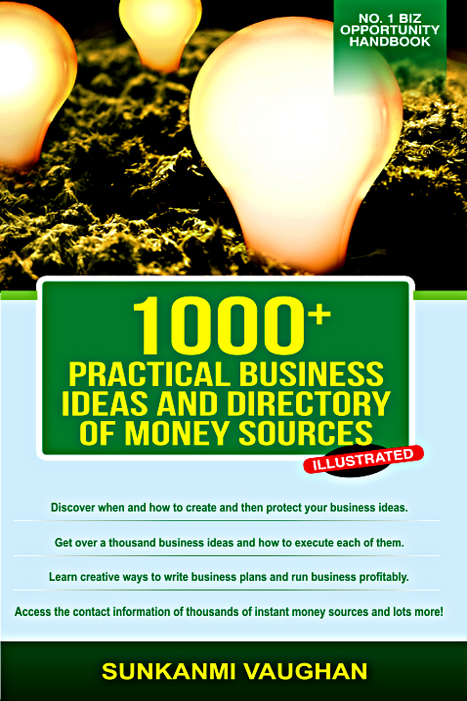 1000+ Practical Business Ideas and Directory of Money Sources, an Ebook by  Sunkanmi Vaughan