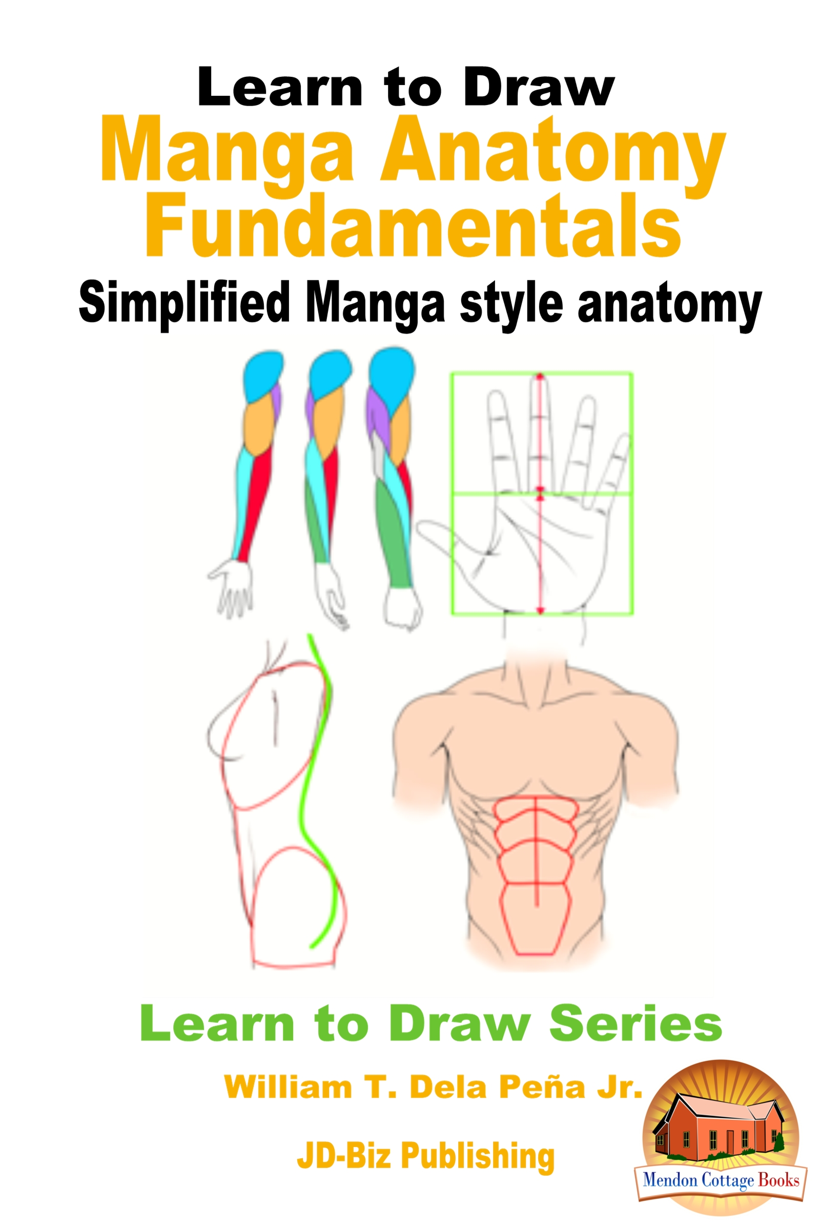 Smashwords – Learn to Draw - Manga Anatomy Fundamentals - Simplified ...