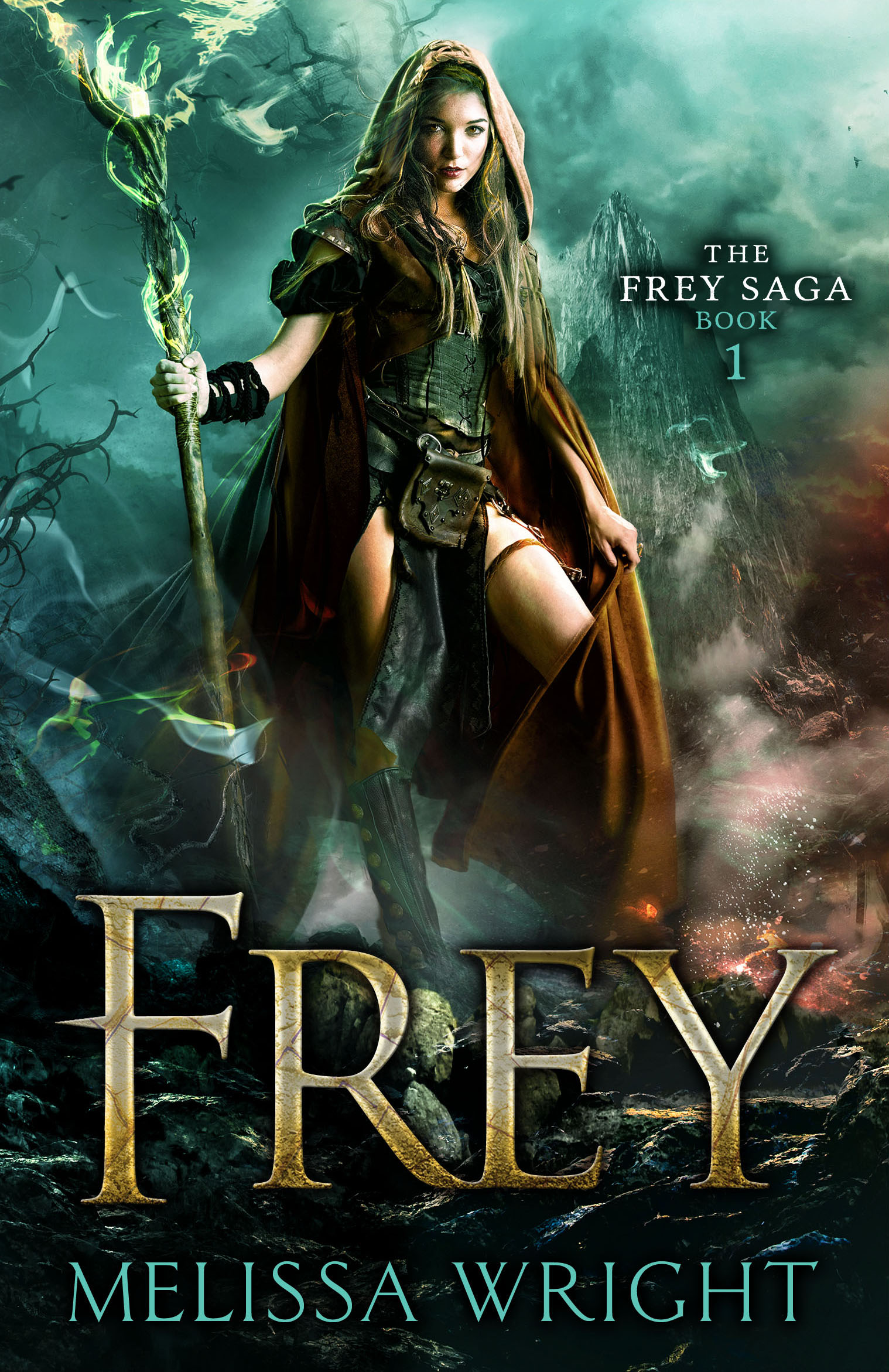 The Frey Saga, Book 1