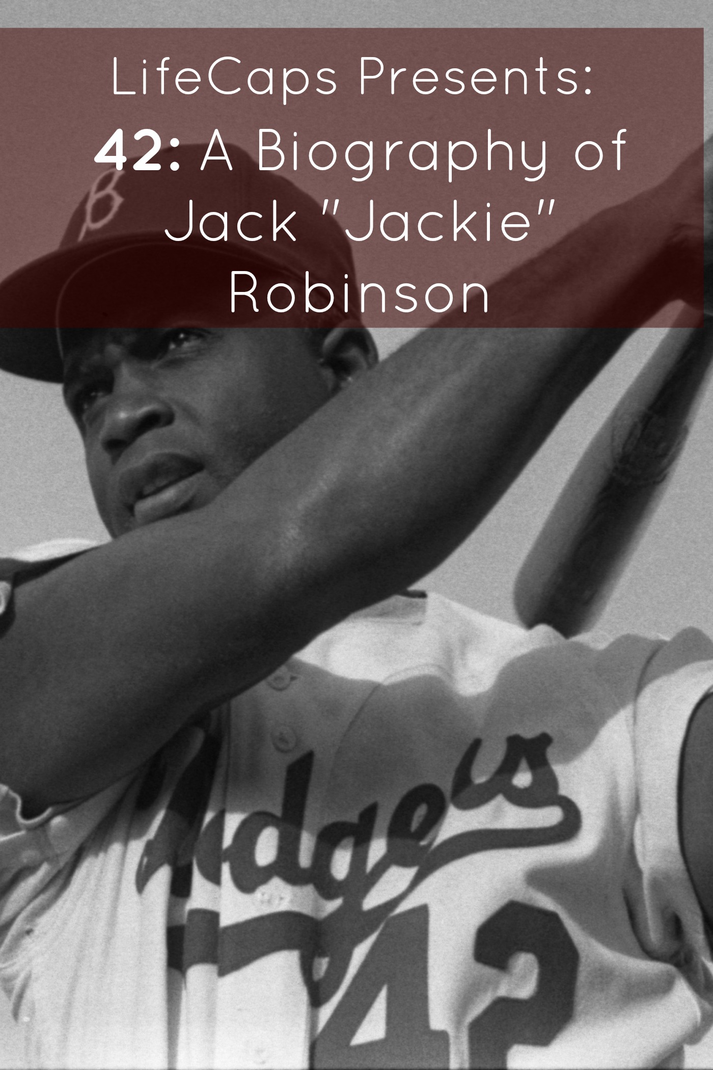 a biography of a slave jackie robinson A biography of a slave jackie robinson 522 words 1 page breaking the color barrier: a biography of jackie robinson a baseball player 1,008 words 2 pages.