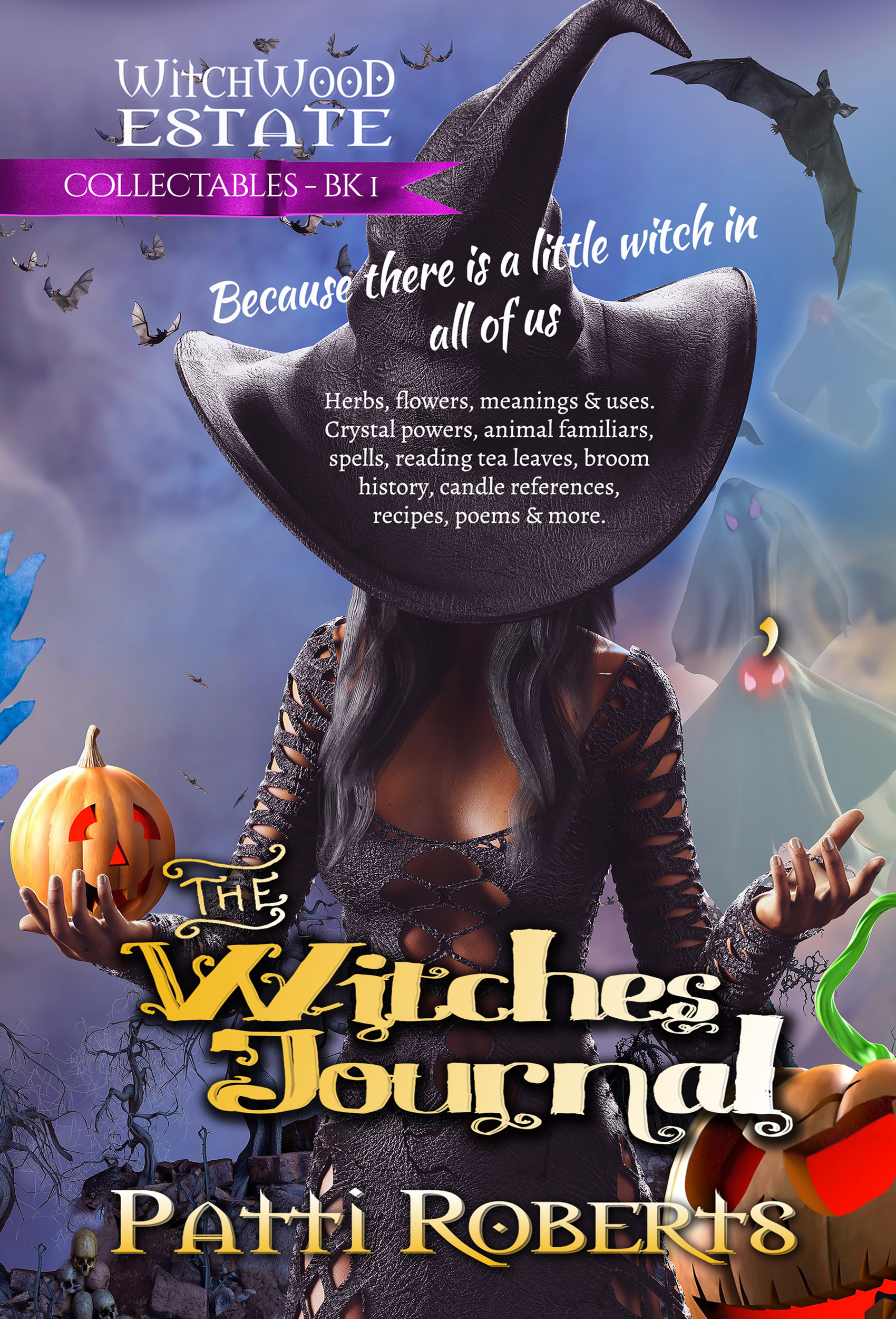 Smashwords – The Witches' Journal – a book by Patti Roberts