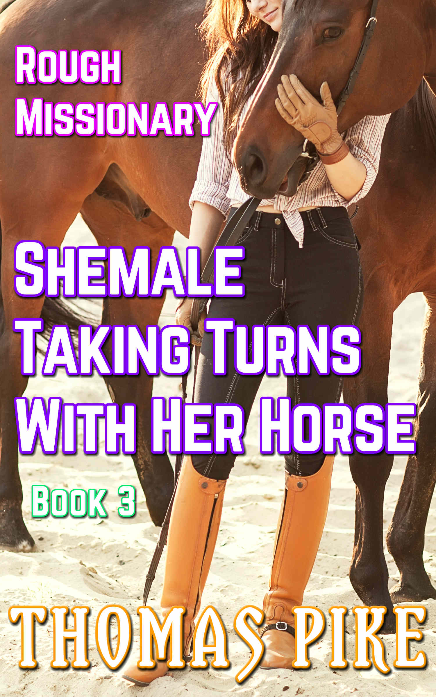 Shemale horse