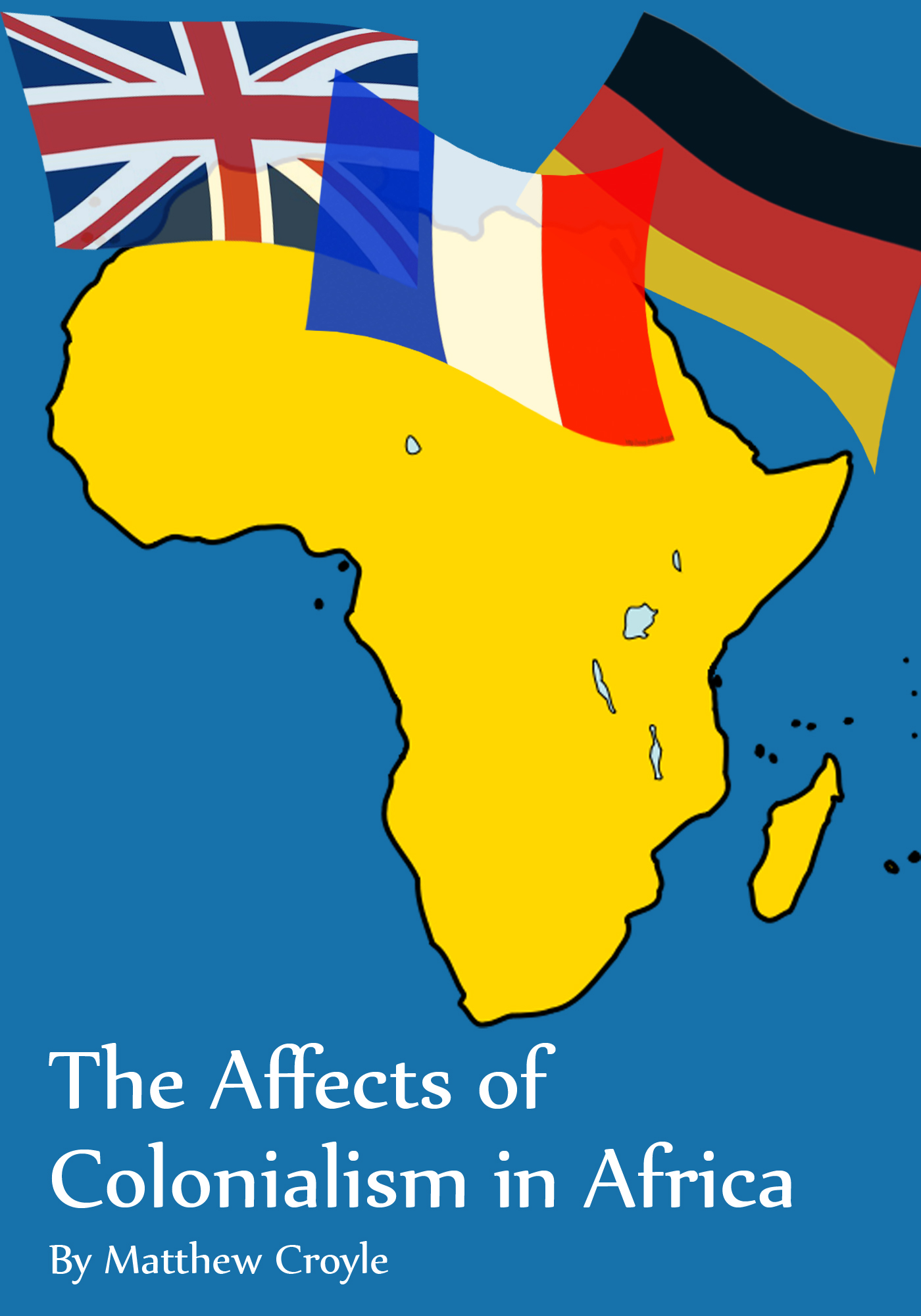the cause and effect of the colonialist rules