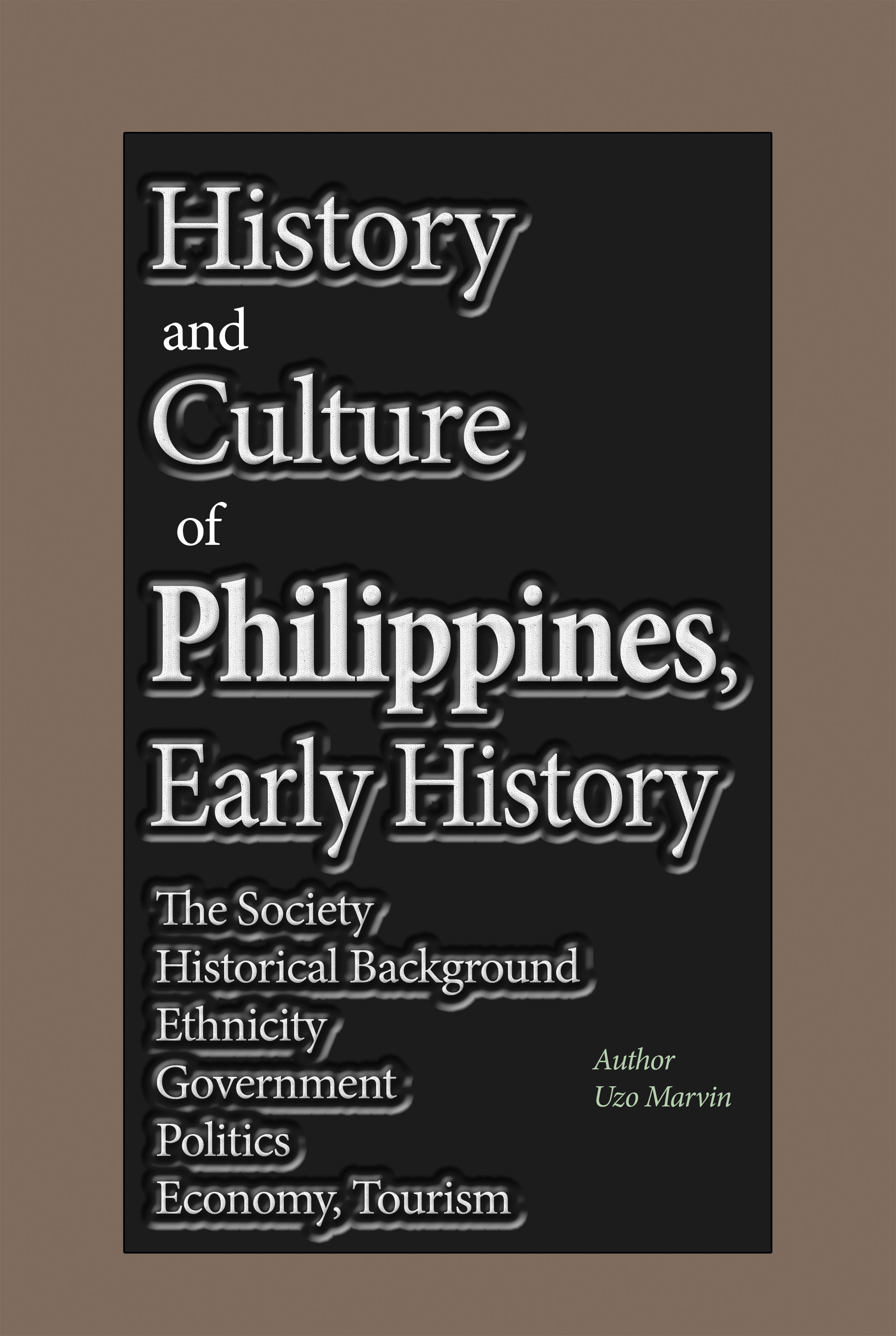 the literary history of the philippines Philippines - cultural life: philippine society is a unique blend of diversity and homogeneity although geographically part of southeast asia, the country is culturally strongly euro-american.