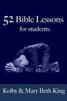 Cover for '52 Bible Lessons for Students'
