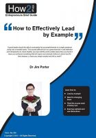Dr Jim Porter - How to Effectively Lead by Example