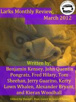 Cover for 'Larks Monthly Review, March 2012'