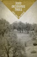 Cover for '2000 Deciduous Trees: Memories of a Zine'