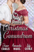 The Duke of Danby's Christmas Conundrum by Jane Charles, Amanda Mariel, & Lily George