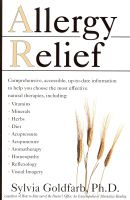 Sylvia Goldfarb - Allergy Relief