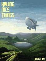 Cover for 'Having Nice Things'