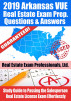 2019 Arkansas VUE Real Estate Exam Prep Questions, Answers & Explanations: Study Guide to Passing the Salesperson Real Estate License Exam Effortlessly by Real Estate Exam Professionals Ltd.