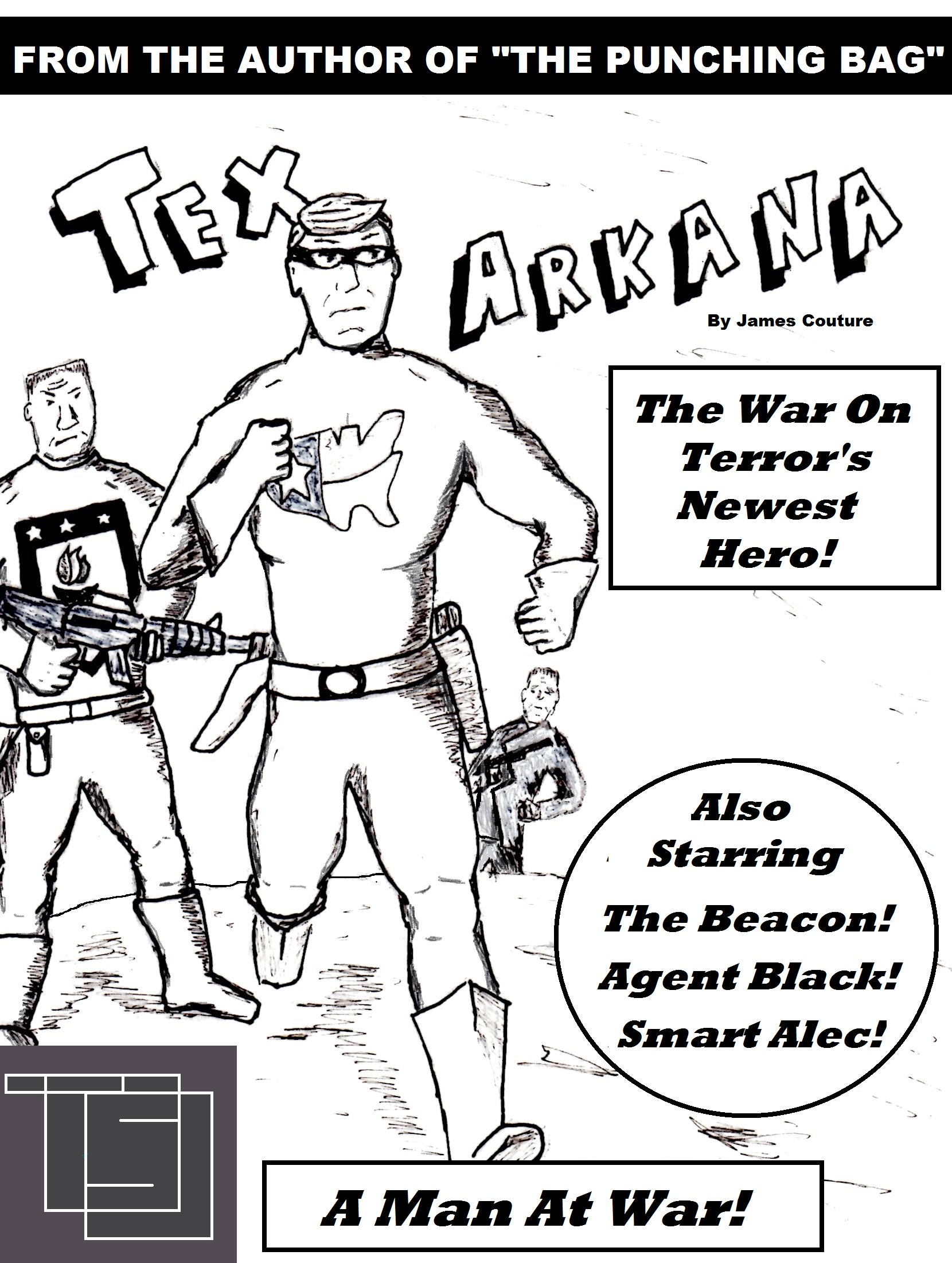 Tex Arkana – On Smashwords