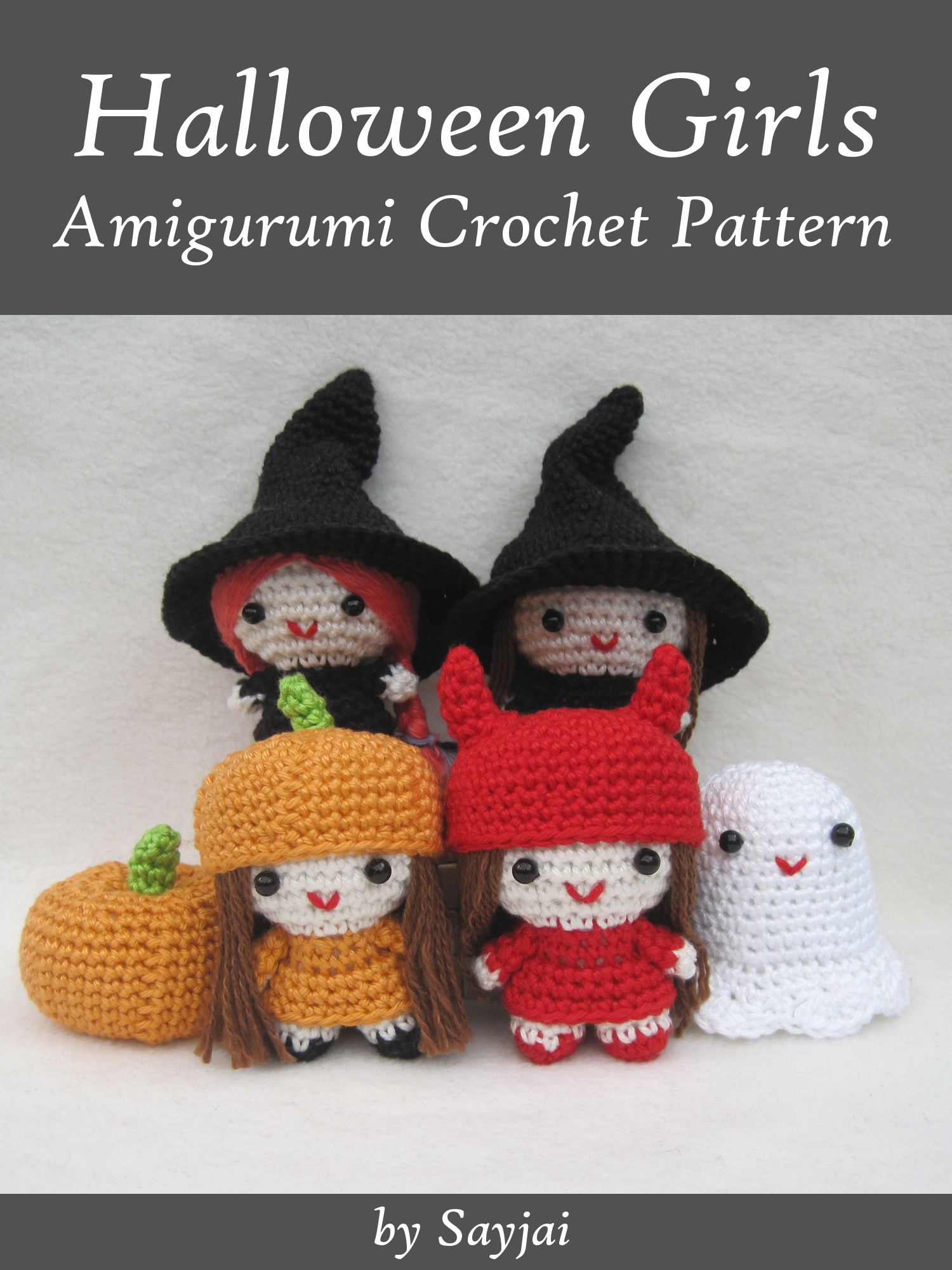 Ravelry: Winter Girl Amigurumi pattern by Deanna Albon | 2000x1500