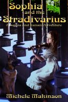 Cover for 'Sophia and the Stradivarius'