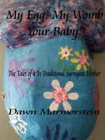 Cover for 'My Egg, My Womb, Your Baby: The Tales of a 3X Traditional Surrogate Mother'
