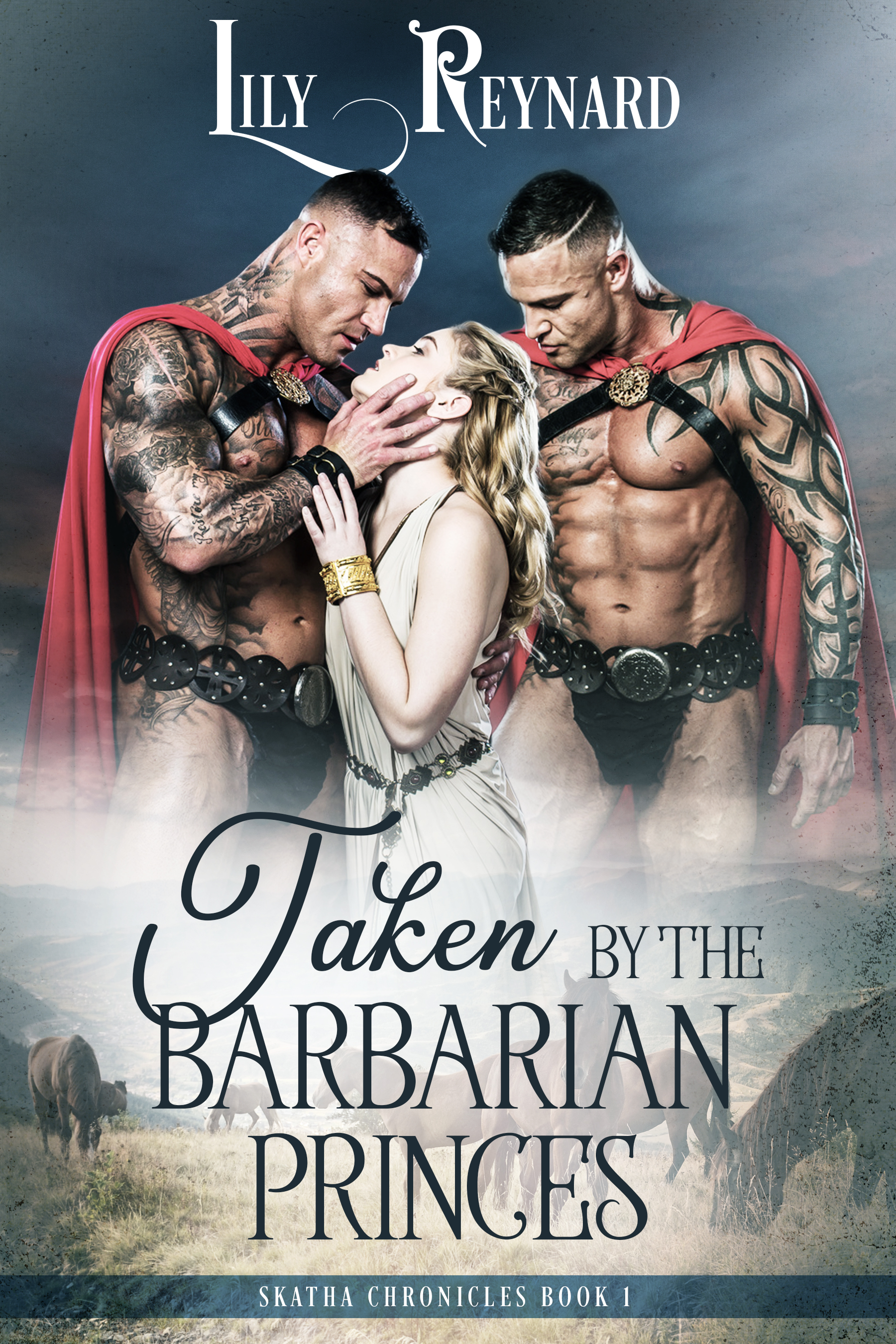 Taken by the Barbarian Princes (sst-cdxxx)