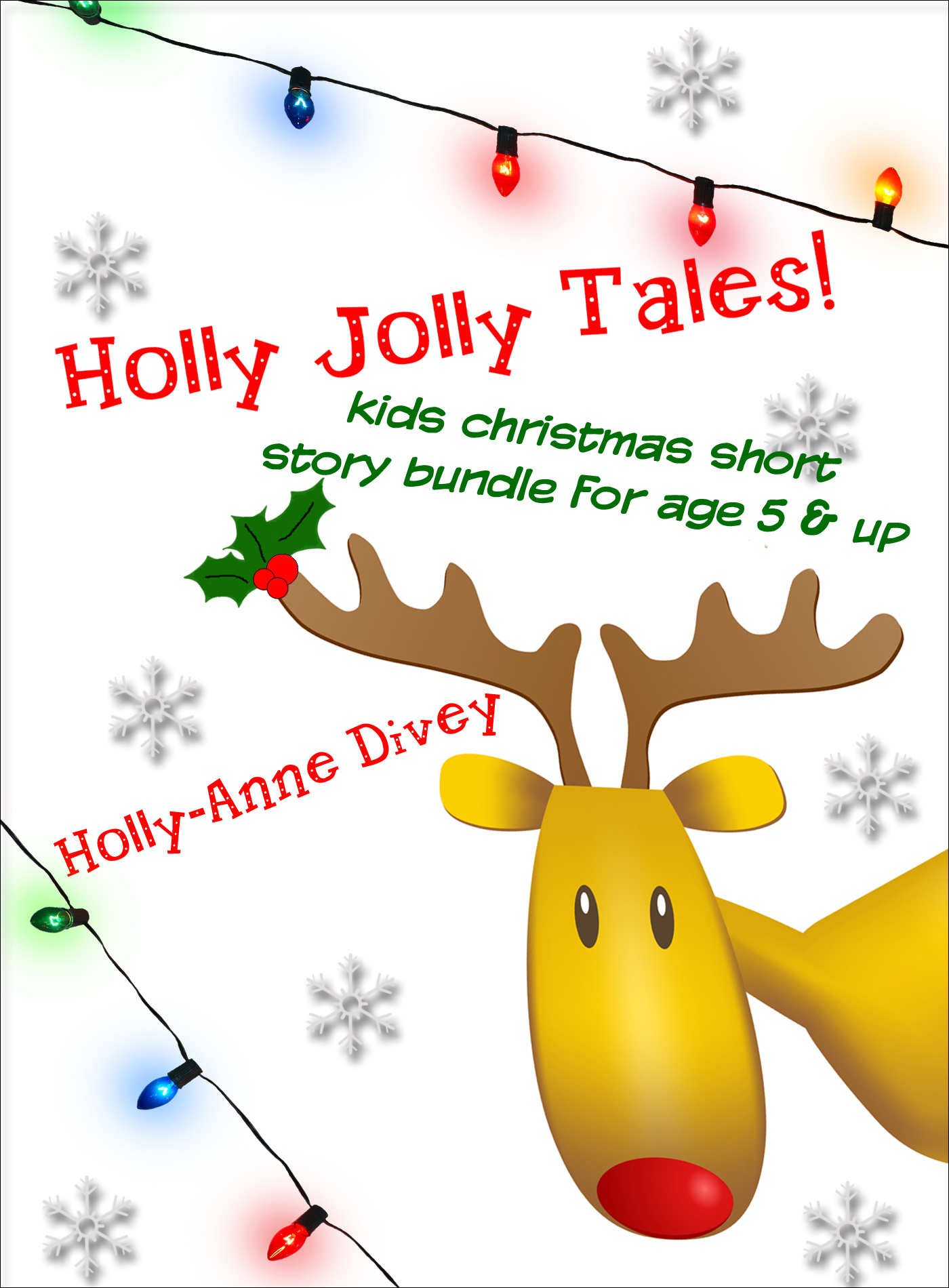 kids christmas short story bundle for age 5 up - Christmas Story Bundled Up